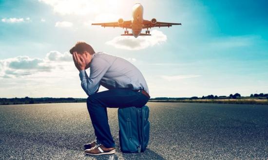 La paura di Volare