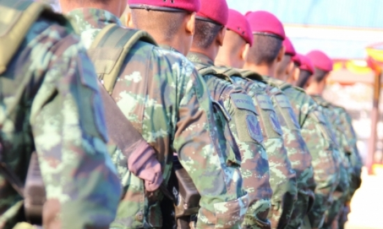 leadership militare