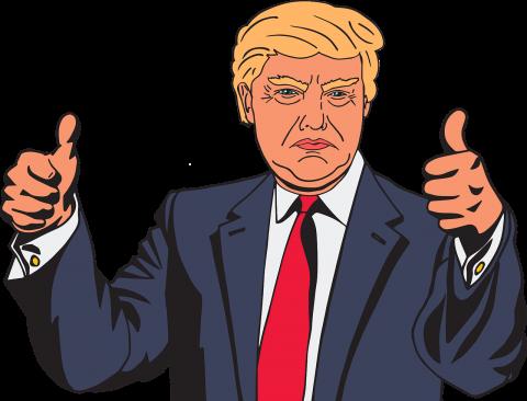 Trump Caso psichiatrico